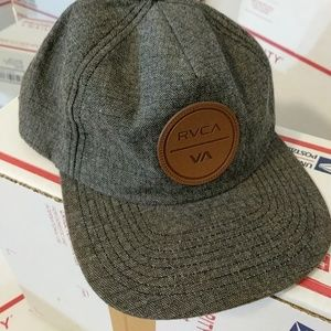 RVCA barely worn Buckle Back Cap